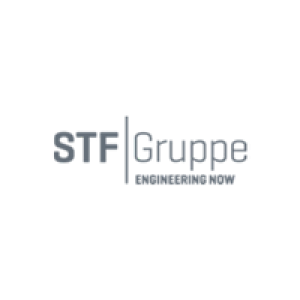 all4cloud SAP Cloud ERP SAP Business ByDesign Kunde STF Gruppe Logo