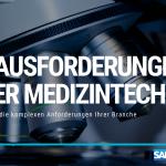 Cloud ERP SAP Business ByDesign Medizintechnik Herausforderungen Whitepaper all4cloud