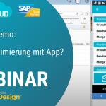 Online Demo: Lageroptimierung mit App